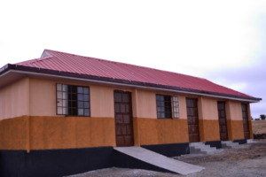 Our completed 1st building