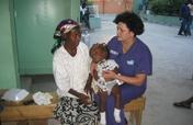 Cervical Cancer Prevention in Haiti