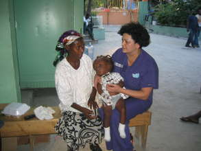 Cervical Cancer Prevention in Haiti