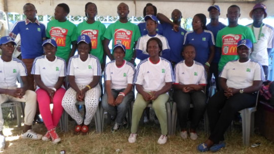 New team of HIV fighters