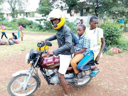 A  Ride For Circumcision