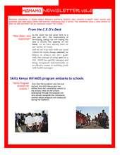 Msimamo Newsletter Vol.6 (PDF)