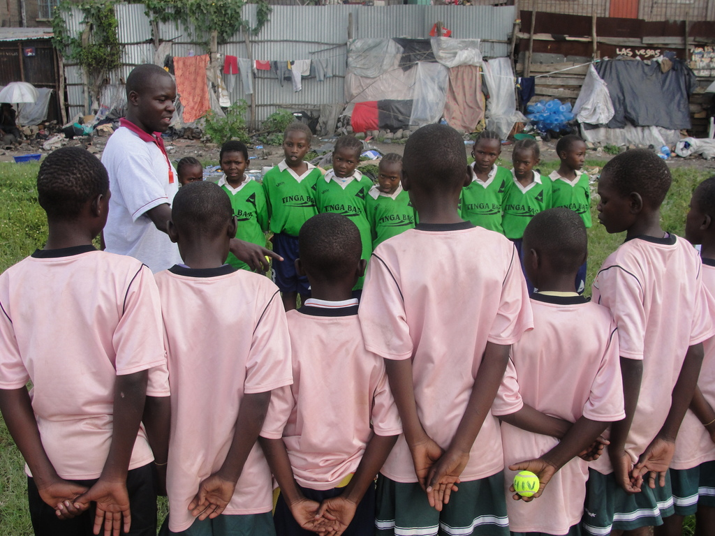 Using the power of soccer to fight HIV/AIDS