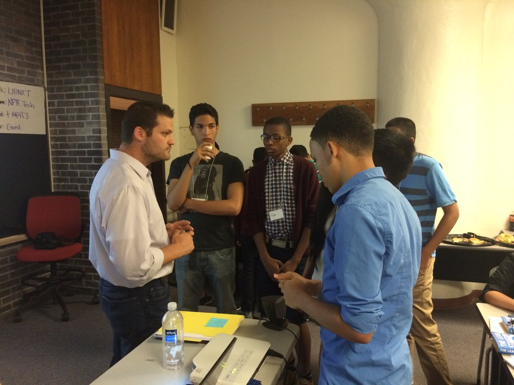 Help NYC Students Become Tomorrow's Tech CEOs
