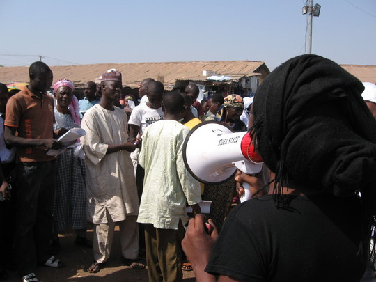 Market outreach makera