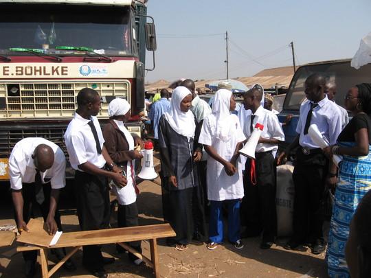 Malaria Prevention market outreach makera