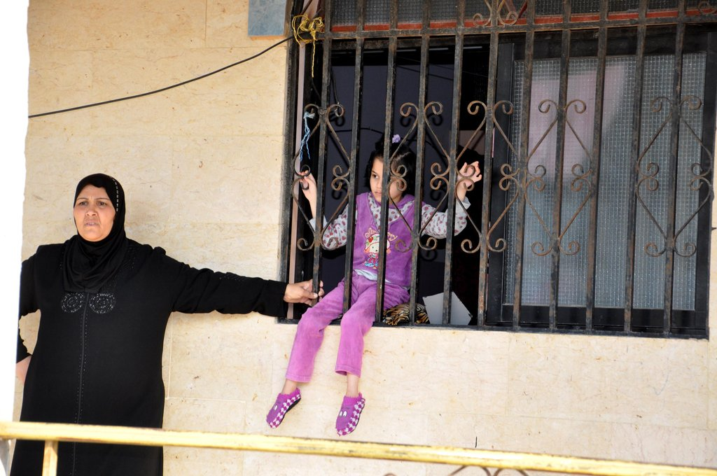 Dignity for displaced women and girls in Lebanon