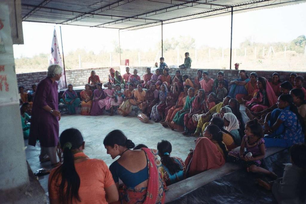 Livelihood for 500 Tribal Women in Gujarat