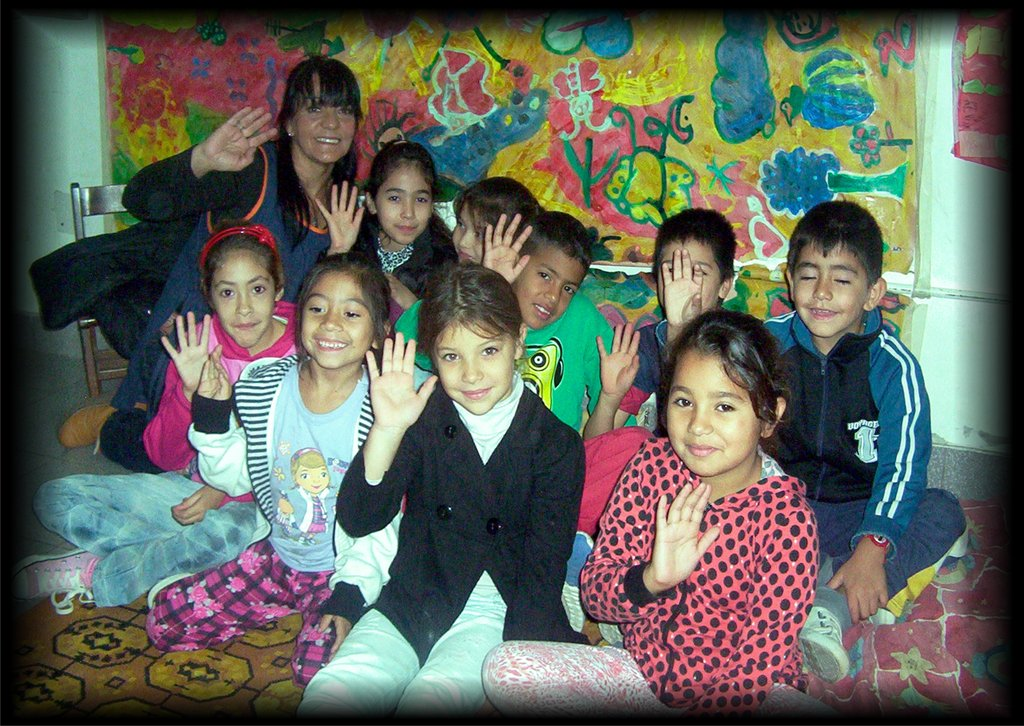 Care against violence for 200 Argentine children