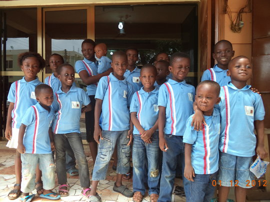 Learning Centre children