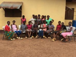 Christ's Children Home Girls