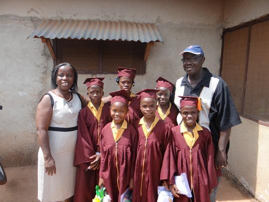 HELP 44 ORPHANS IN LIBERIA STAY IN SCHOOL!