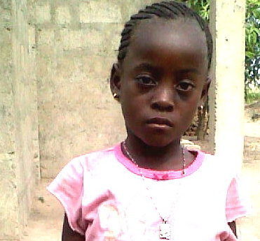 An Ebola Orphan needing your sponsorship