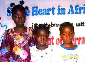Ebola Orphans - Siblings