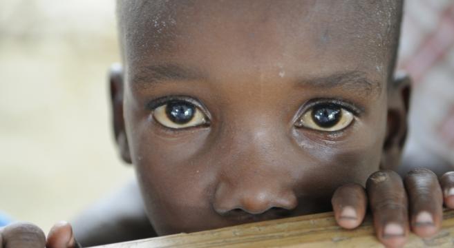 An Ebola Orphan