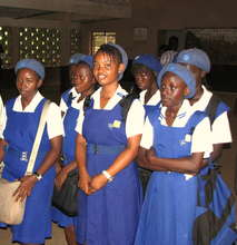 Secondary School Students - Sierra Leone