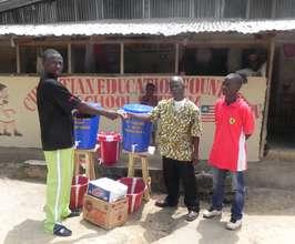 Bucket Distribution in Ganta