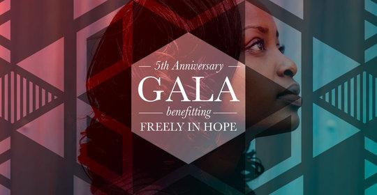 5th Anniversary Gala - August 22, San Francisco