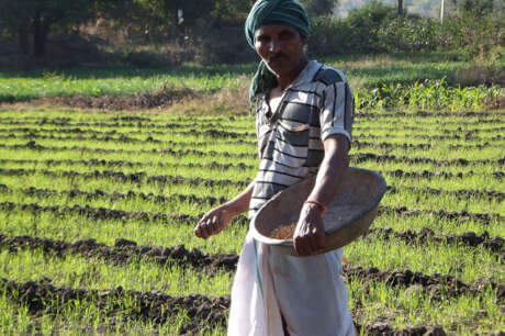 Support Poor Farmers in India