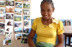 Anita, SEPALI artisan 2015