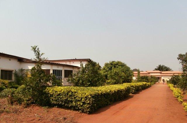 Daily Bread Farm for malnourished children - Benin