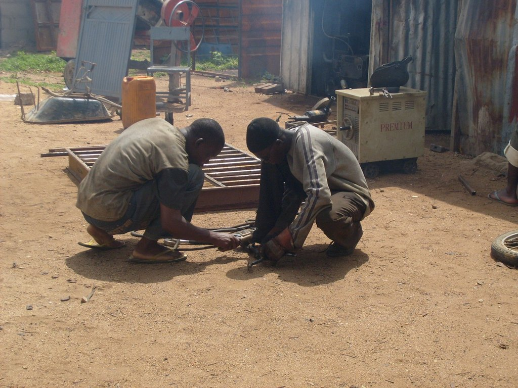 Create 56 Opportunities for Orphans Nigeria