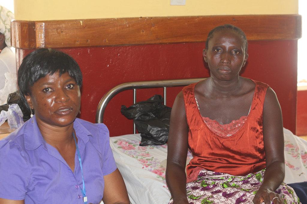 Help Sierra Leonean Women Beat Breast Cancer