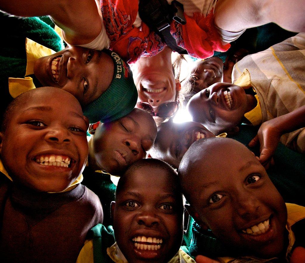 What's Under the Tree in Wamunyu, Kenya?