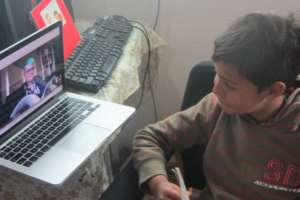 Samet and the Reading Together project