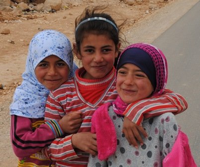 Care in Crisis for Syrian Women and Girls