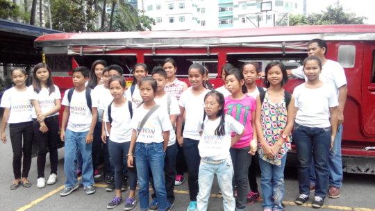 Jeepney to Satellite Showdown