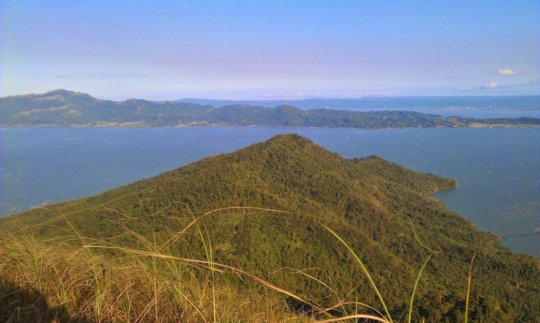 Maiden's Breast Mount Tagapo