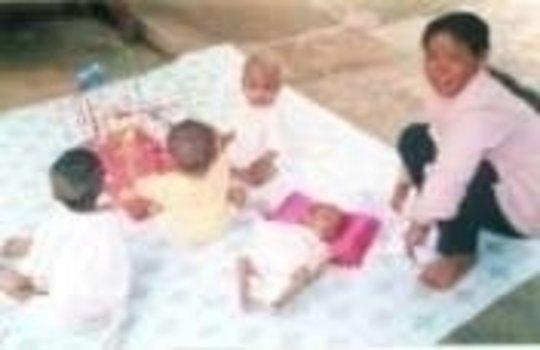 Improving the Health of Children in Cambodia