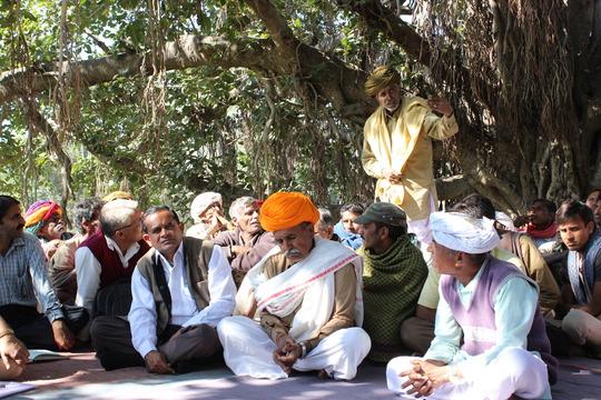 Building Self Reliant Rural Communities in India