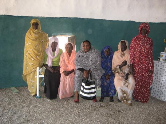 Uniting Women Farmers in Sudan