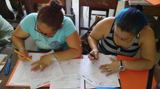 BA1 Project Training Participants