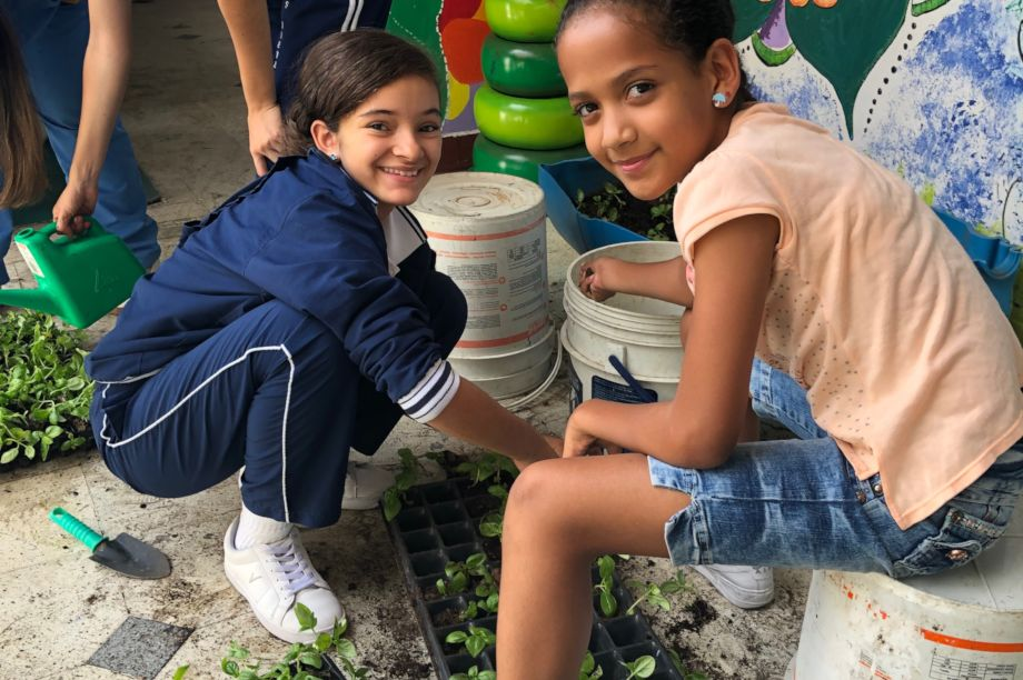 Cultivating experiences with children