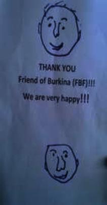 Thank you FBF!