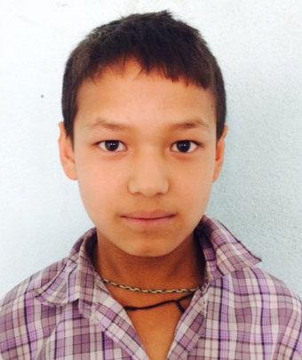 Sujan, Age 11