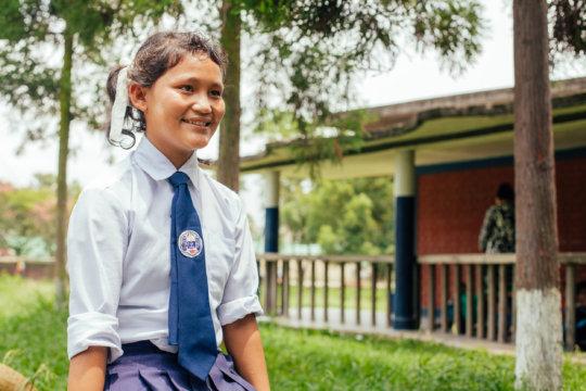 Sanju, age 14.