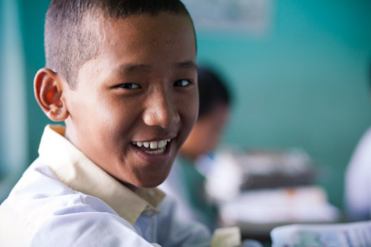 Rehabilitate rescued child slaves in Nepal