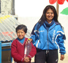 Pupils taught their parents to obtain safe water