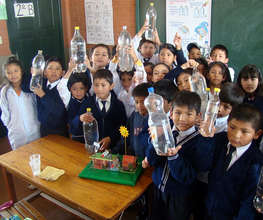 Safe drinking water makes for many happy faces