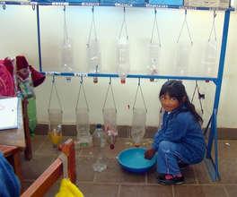 Innovative: Portable hand washing units