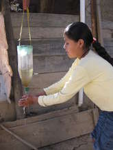 Mobile hand washing unit
