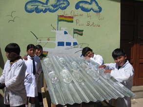 Making safe drinking water at schools