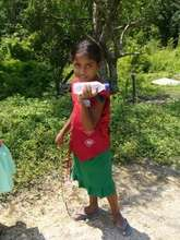 Carrying water to school