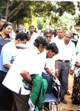 Assistive Devices Donation Project in Sri Lanka
