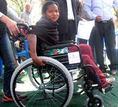Assistive Devices Donation Project in Nepal