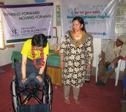 Wheelchairs Donation Project in Nepal